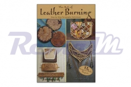 ace73eb75 The Art of Leather Burning 61977-00
